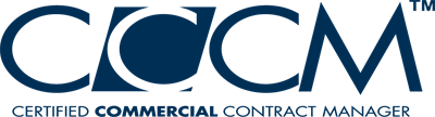 Certified Commercial Contract Manager Certification
